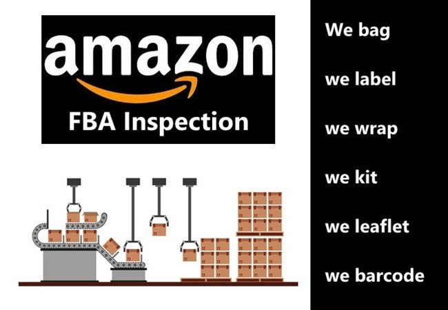 Fulfilment By Amazon UK and FBA Prep Services | Minatus co uk
